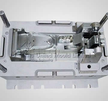 automobile lamps Injection Mold Auto Mold
