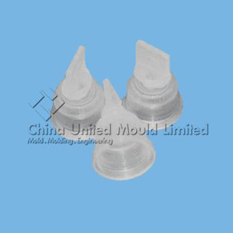 48 cavities infusion needle cover mould